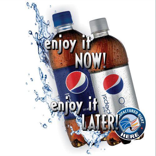 Pepsi graphics